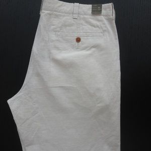 J Crew Stanton Shorts McNutt Irish Linen Washable